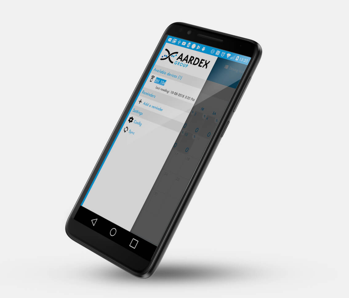 NFC Smartphone for medication adherence