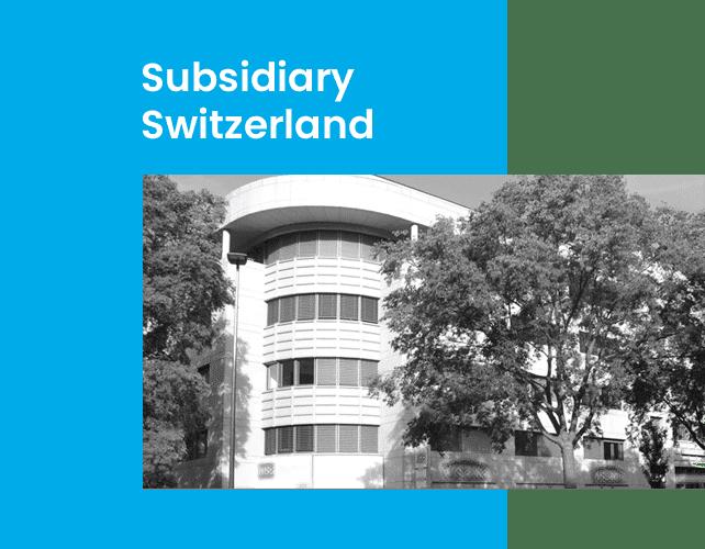 AARDEX Group Switzerland Office