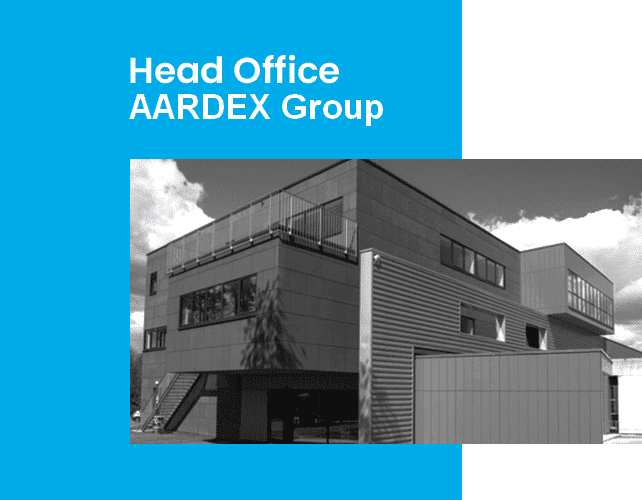 AARDEX Group Head office